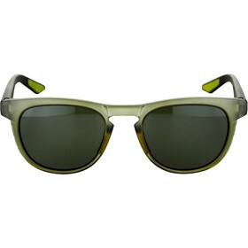 100% Slent Glasses olive slate/smoke
